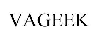 VAGEEK trademark