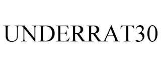 UNDERRAT30 trademark