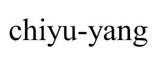 CHIYU-YANG trademark