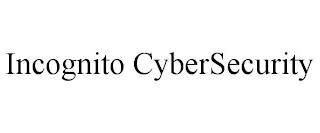 INCOGNITO CYBERSECURITY trademark