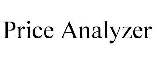 PRICE ANALYZER trademark