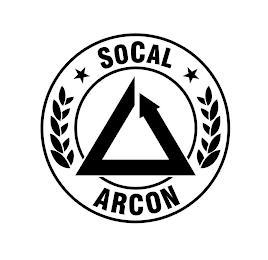 SOCAL ARCON trademark
