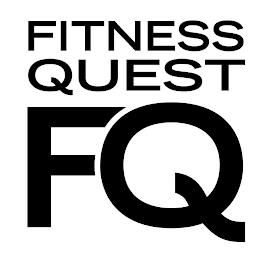 FITNESS QUEST FQ trademark