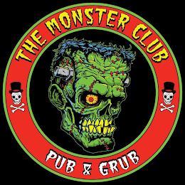 THE MONSTER CLUB PUB & GRUB trademark