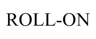 ROLL-ON trademark