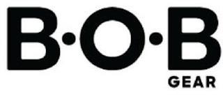 B·O·B GEAR trademark