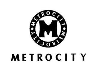 M METROCITY · METROCITY METROCITY trademark