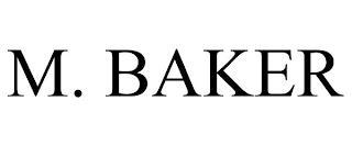 M. BAKER trademark