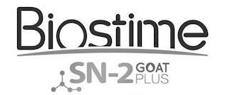 BIOSTIME SN-2 GOAT PLUS trademark