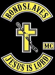 BOND SLAVES JESUS IS LORD MC trademark