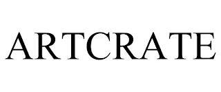 ARTCRATE trademark