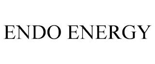 ENDO ENERGY trademark