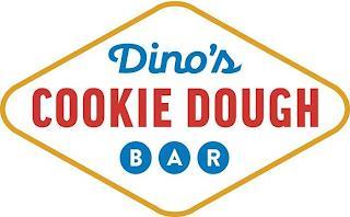 DINO'S COOKIE DOUGH BAR trademark