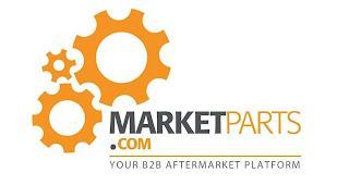 MARKETPARTS.COM YOUR B2B AFTERMARKET PLATFORM trademark
