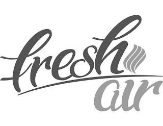 FRESH AIR trademark