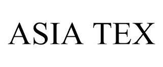 ASIA TEX trademark