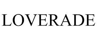 LOVERADE trademark