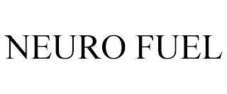 NEURO FUEL trademark