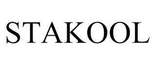 STAKOOL trademark