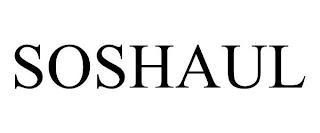 SOSHAUL trademark