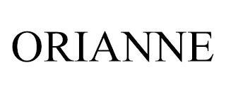 ORIANNE trademark