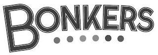 BONKERS trademark
