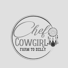 CHEF COWGIRL FARM TO BELLY trademark