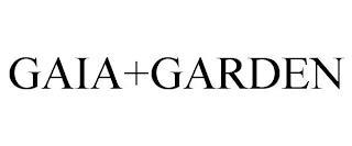 GAIA+GARDEN trademark