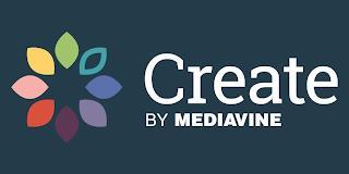 CREATE BY MEDIAVINE trademark
