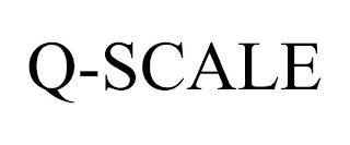 Q-SCALE trademark