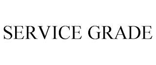 SERVICE GRADE trademark