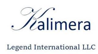 KALIMERA LEGEND INTERNATIONAL LLC trademark
