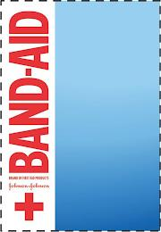 BAND-AID BRAND OF FIRST AID PRODUCTS JOHNSON & JOHNSON + trademark