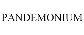 PANDEMONIUM trademark