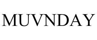 MUVNDAY trademark