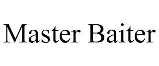 MASTER BAITER trademark