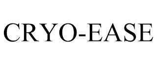 CRYO-EASE trademark