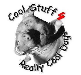 COOL STUFF 4 REALLY COOL DOGS trademark