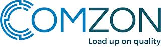 COMZON LOAD UP ON QUALITY trademark