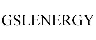 GSLENERGY trademark