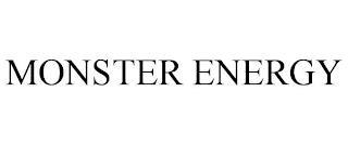 MONSTER ENERGY trademark