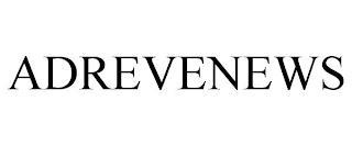 ADREVENEWS trademark