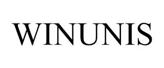 WINUNIS trademark