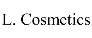 L. COSMETICS trademark
