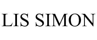 LIS SIMON trademark