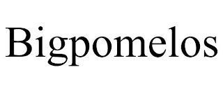 BIGPOMELOS trademark