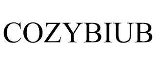 COZYBIUB trademark