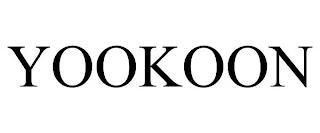 YOOKOON trademark