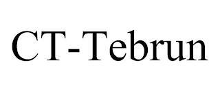 CT-TEBRUN trademark