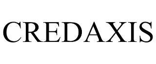 CREDAXIS trademark
